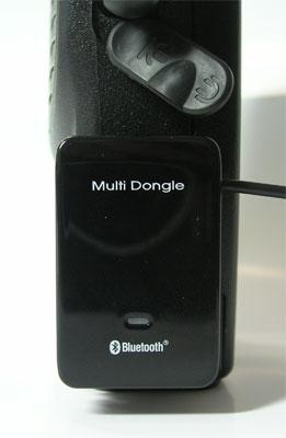 Модуль Bluetooth для подключения к портативной радиостанции